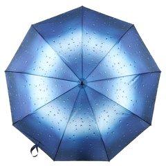 Зонт женский, капли дождя, Dolphin 523
