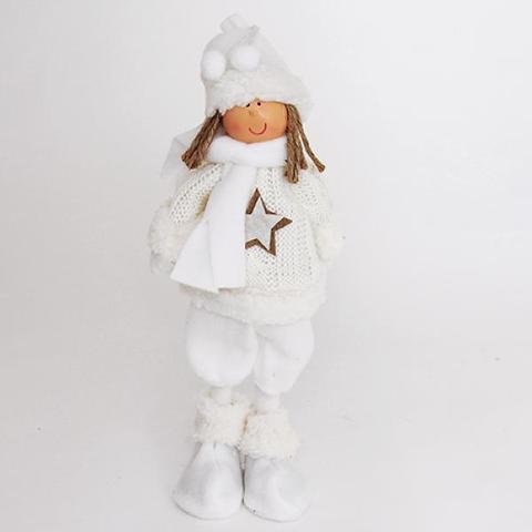 Ангел в зимней одежде ZC-40558