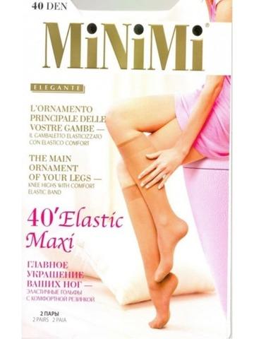 ELASTIC 40 Maxi Гольфы