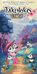 Такеноко: Крошка Панда (Takenoko: Chibis) на немецком языке с русскими правилами