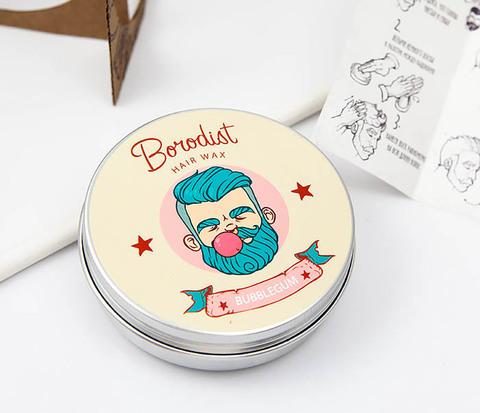RAZ334 Воск для укладки волос мужской Бородист