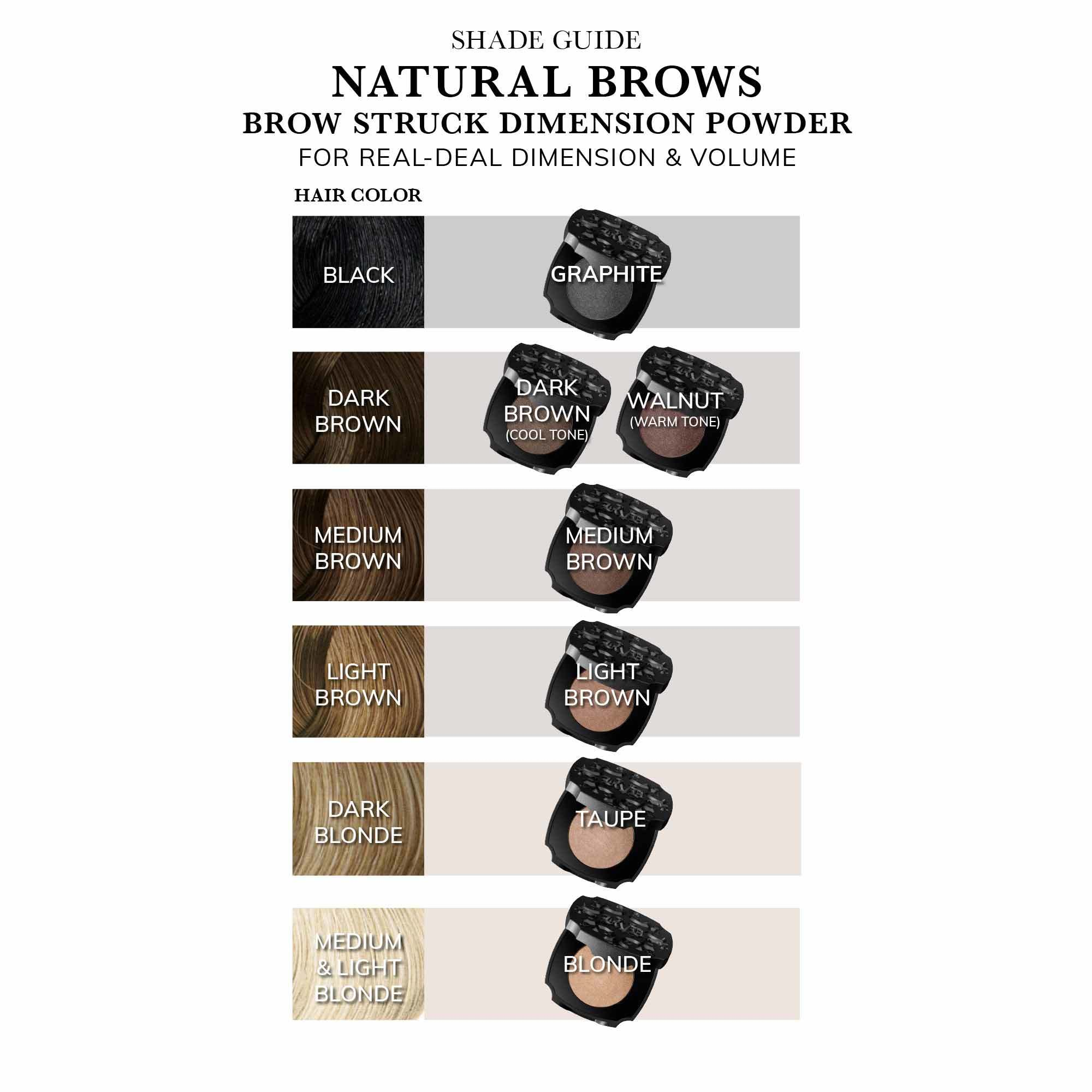 Пудра для бровей Brow Struck Dimension Powder