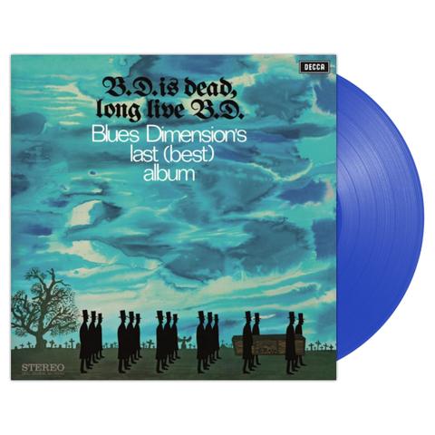 Blues Dimension / B.D. Is Dead, Long Live B.D. (Coloured Vinyl)(LP)