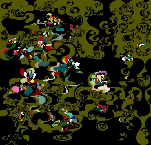 Панно Tres Tintas Art Gallery GA013C, интернет магазин Волео