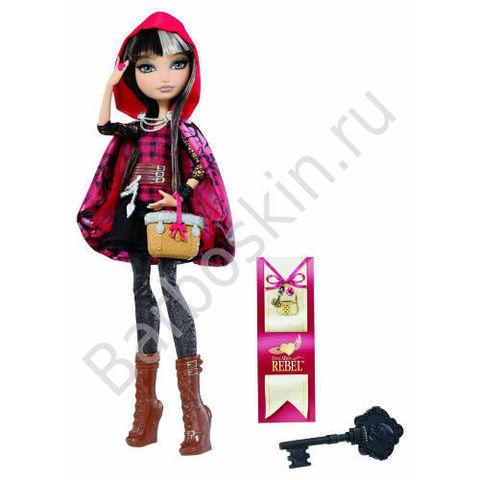 Кукла Ever After High Сериз Худ (Cerise Hood) - Отступники