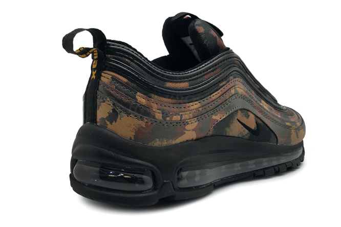 Nike Men's Air Max 97 Military Brown