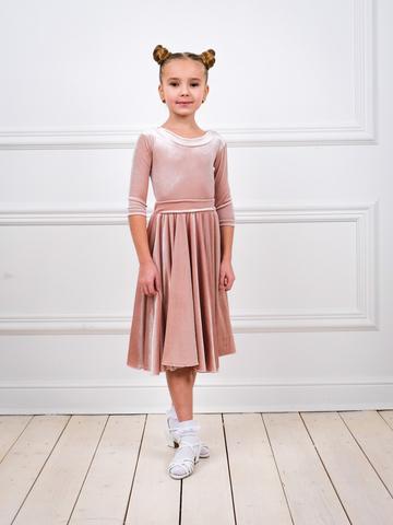 Рейтинговое платье арт.Re16бархат