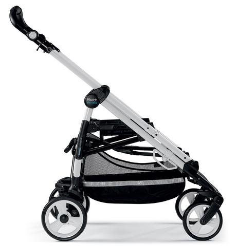 Прогулочная коляска-трость Peg Perego Pliko Switch Easy Drive
