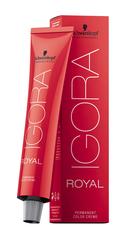 3    -0 IGORA ROYAL краска д/в темный коричневый натуральный 60мл