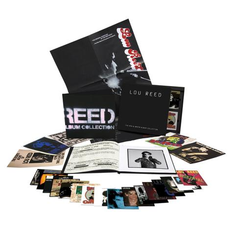 Lou Reed / The RCA & Arista Album Collection (17CD)