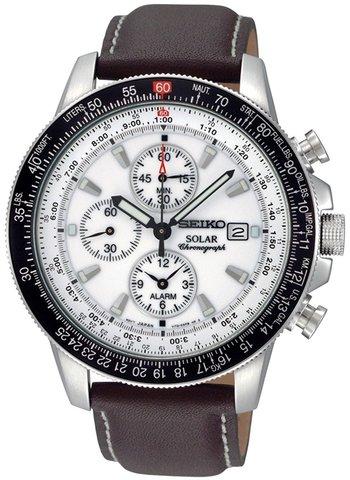 Купить Мужские японские наручные часы Seiko SSC013P1 по доступной цене