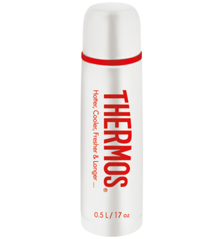 Термос Thermos Classique (0,5 литра), белый