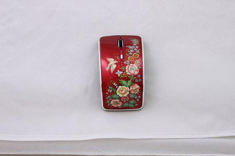 Мышь компьютерная с ручной росписью 3818