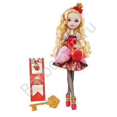 Кукла Ever After High Эппл Вайт (Apple White) - Наследники