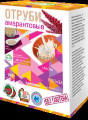 Отруби амарантовые, Di&Di, в ассорт., 250 г.