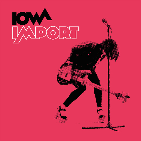 IOWA / Import (CD)