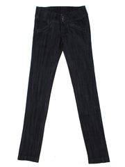 5551 джинсы женские, черные