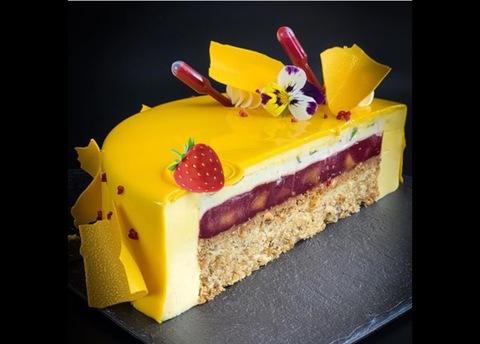 Торт Маракуйя