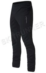 Детские лыжные разминочные брюки NordSki Jr.Motion Black