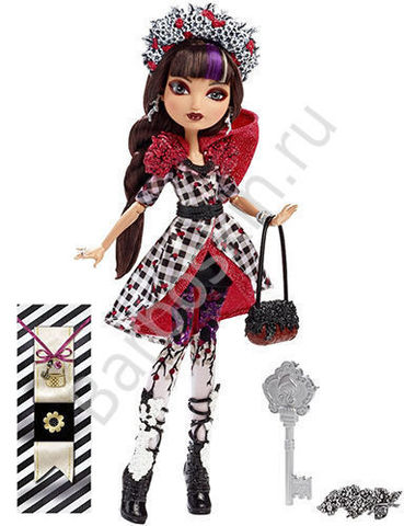 Кукла Ever After High Сериз Худ (Cerise Hood) - Весна