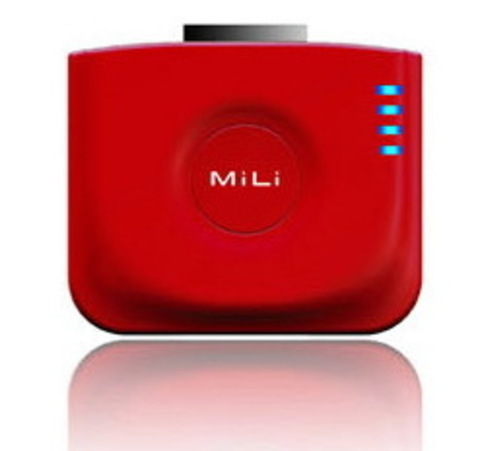 MiLi Power Angel (HI-A10) – дополнительный аккумулятор для iPhone/iPod (Red)