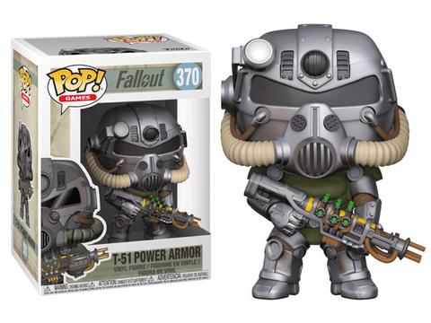 Фигурка Funko POP! Vinyl: Games: Fallout: T-51 Power Armor