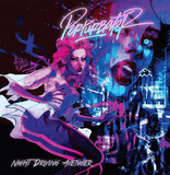 Perturbator ‎/ Night Driving Avenger (12' Vinyl EP)