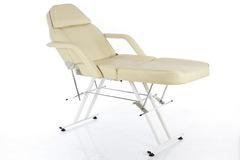 RESTPRO Beauty-1 Cream, Педикюрное косметологическое кресло-кушетка