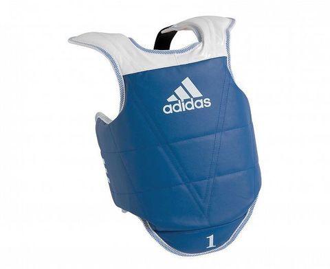 Защита корпуса двухсторонняя Kids Body Protector Reversible WTF сине-красный