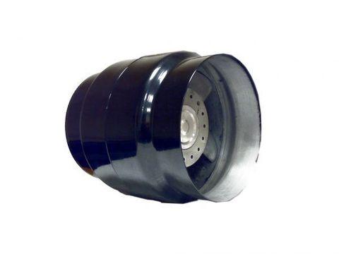Вентилятор канальный Mmotors JSC ВК 200 (+150°С) (для камина, саун, бань, хамам)