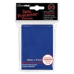 Ultra Pro - Синие протекторы 50 штук