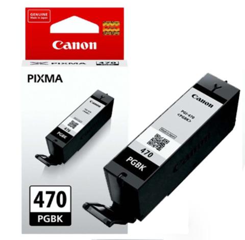 Картридж Canon PGI-470 PGBK/0375C001