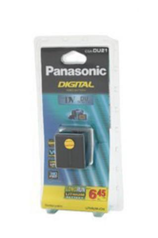 Panasonic CGA-DU21