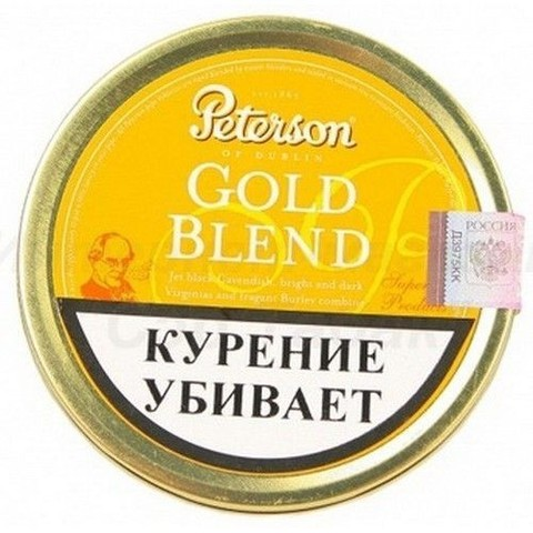 Табак Peterson Gold Blend (50 гр)