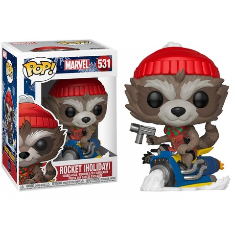 Rocket (Holiday) Funko Pop! Vinyl Figure || Ракета