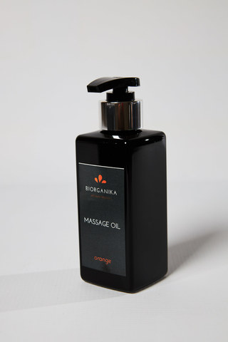 Массажное масло Orange