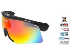 Линза для очков-маски Goggle Provo Rainbow Red