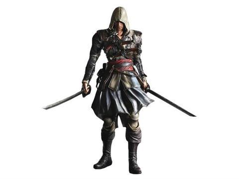 Assassins Creed IV Play Arts Kai - Edward Kenway