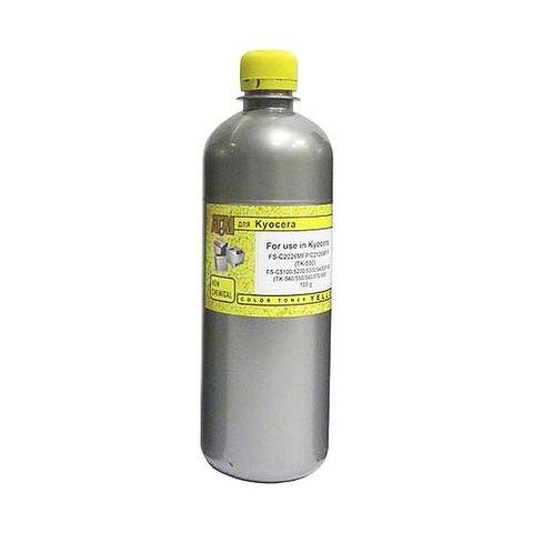 Тонер Tomoegawa для Kyocera TK-590, TK-5240 универсальный ED-88 (VF-01), желтый (100 г)