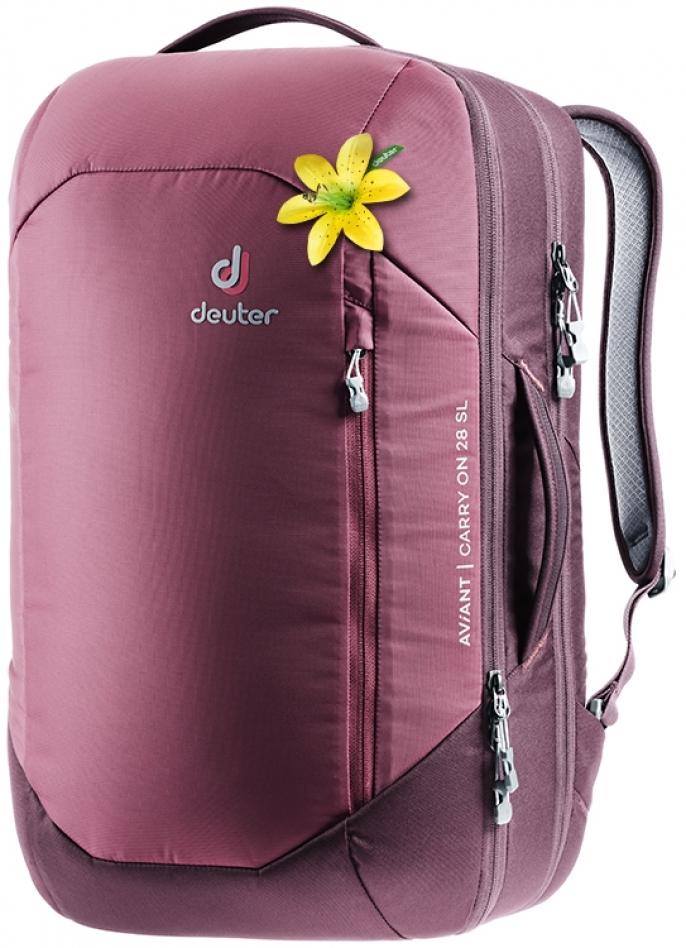Новинки 2019 Рюкзак для путешествий женский Deuter Aviant Carry On 28 SL image2__2_.jpg