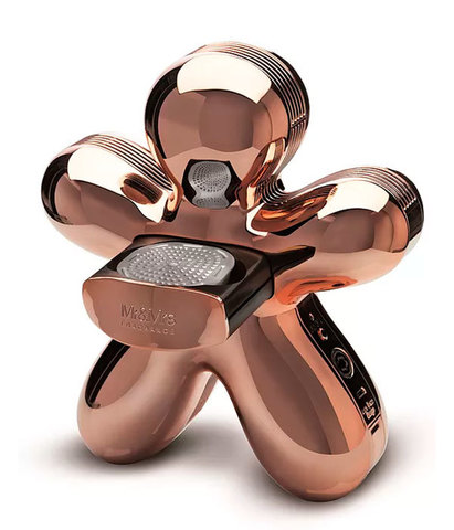 Аромадиффузор GEORGE BLUETOOTH розовое золото, Mr&Mrs Fragrance