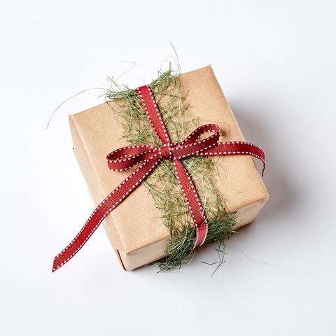"""Новогодняя упаковка подарка """"СКАНДИНАВСКИЙ СТИЛЬ"""""""