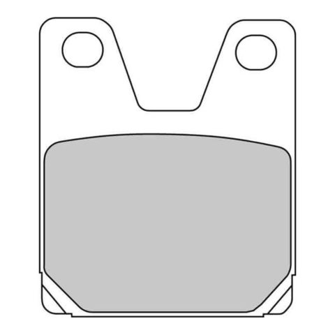 Тормозные колодки Ferodo FDB2084P