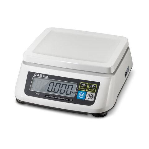 Весы настольные CAS SWN-15