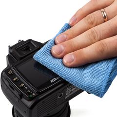 Набор защитных пленок JJC 2в1 для Nikon D4
