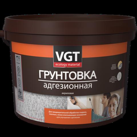 VGT ГРУНТОВКА АДГЕЗИОННАЯ АКРИЛОВАЯ ВД-АК-0301