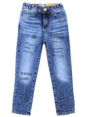 GJN008869 джинсы для девочек, медиум/айс