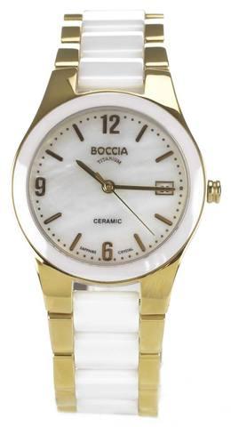 Купить Женские наручные часы Boccia Titanium 3189-03 по доступной цене