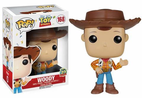 Woody Toy Story Funko Pop! Vinyl Figure || Вуди