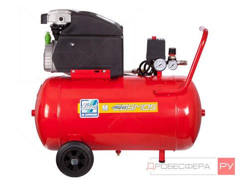 Поршневой компрессор FIAC SUPER COSMOS 24